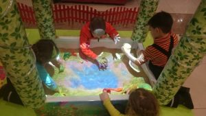 Интерактивная песочница игра