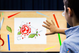 Играй и развивайся раскраска