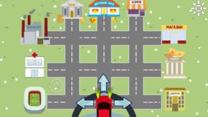 играй и развивайся таксист