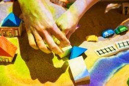 интерактивная песочница игра в кубики