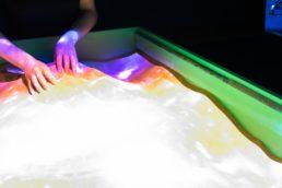 Интерактивная песочница для психолога