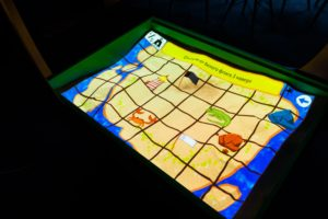 интерактивная песочница поиск сокровищ