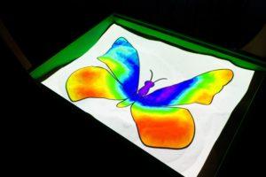 интерактивная песочница раскраска