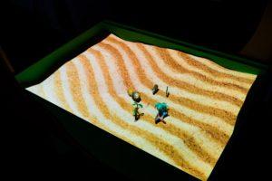 интерактивная песочница сахара