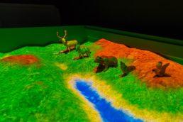 интерактивная песочница занятие запоминайка
