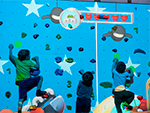 интерактивный скалодром игра Башни