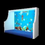 интерактивный скалодром игра Ниндзя