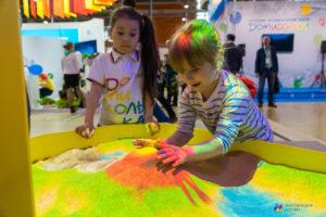 Инновации детям, интерактивная песочница, интерактивные игры